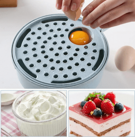 9-in-1 Multi-Function Easy Food Chopper - - Awesales