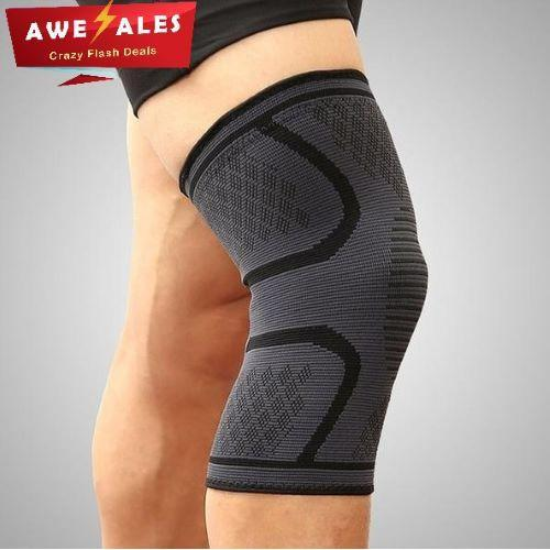 Kneer™ Brace - Knee Compression Sleeves Support - Black / XL - Awesales