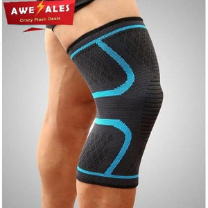 Kneer™ Brace - Knee Compression Sleeves Support - Blue / XL - Awesales