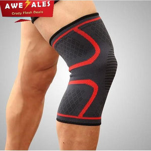 Kneer™ Brace - Knee Compression Sleeves Support - Red / XL - Awesales