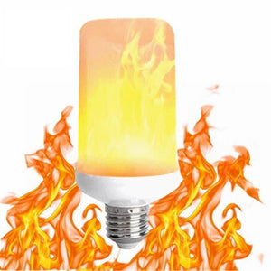 LED Flame Effect Fire Light - Awesales