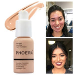 PHOERA Miracle Liquid Foundation - - Awesales