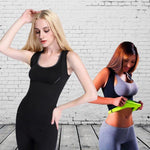 Neoprene Sauna Slimming Waist Trainer Vest - - Awesales