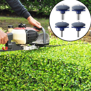 Lawn Mower Blade Sharpener - PACK OF 4 ( 60% OFF ) - Awesales