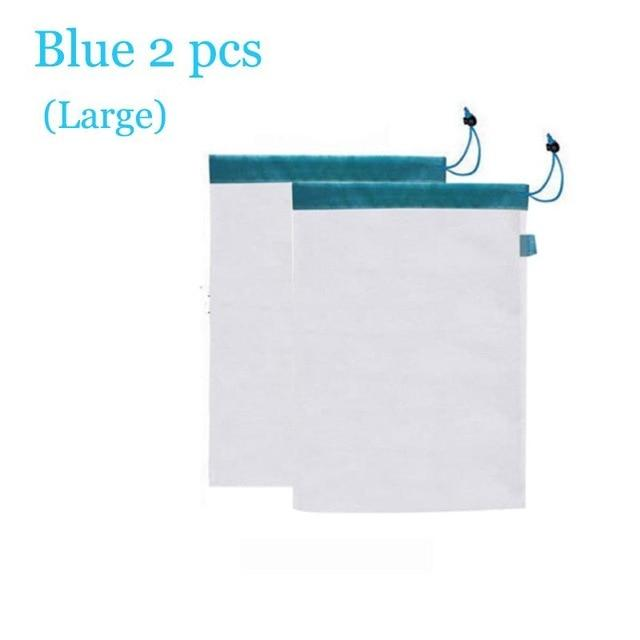 Waste Free & Reusable Bags - 17X12 inches - Awesales
