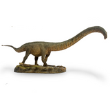 figurine dinosaure moulage droite