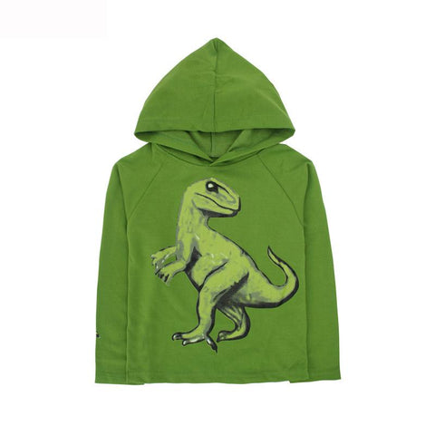 sweat dinosaure t rex agressif