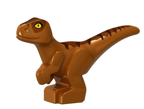 jouet dinosaure figurine mini t rex en kit marron