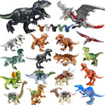 jouet dinosaure figurines de collection en kit