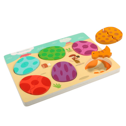 puzzle dinosaure 2 ans oeuf dino bebe