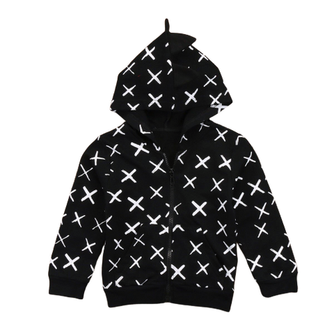 manteau dinosaure cool