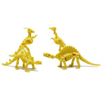 collection complete puzzle dinosaure squelette allosaure 3d