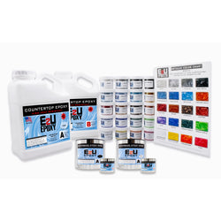 E2U Countertop Epoxy Sample Kit