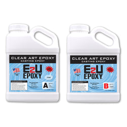 E2U Clear Art Epoxy