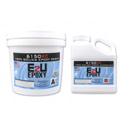E2U EPOXY 6150RC (RAPID CURE) KIT