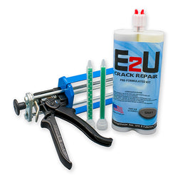 E2U Polyurea Crack Repair Kit 22 oz.