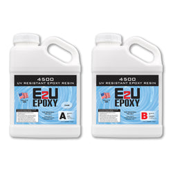E2U EPOXY 4500 UV RESISTANT KIT