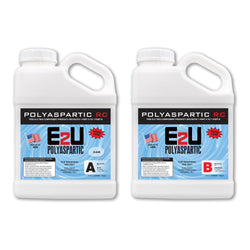 E2U POLYASPARTIC RAPID CURE KIT