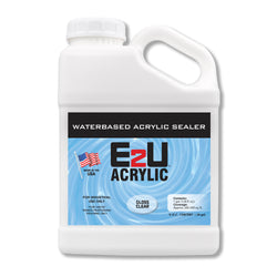 E2U Waterbase Acrylic Sealer Gloss
