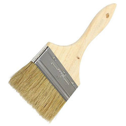WHITE BRISTLE CHIP BRUSH