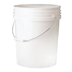 PROJECT BUCKET, WHITE, 5 GAL