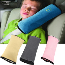 Load image into Gallery viewer, Universal Car Auto Safety Seat Belt Harness Shoulder Pad Cover Children Shoulder Safety Belts Protection Cushion Support Pillow