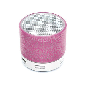 Bluetooth Mini Speaker LED