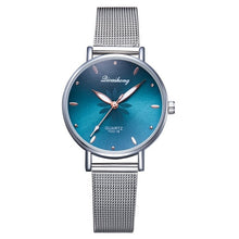Load image into Gallery viewer, Women's Flowers Metal Luxury watches