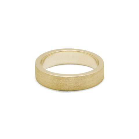 Basique - Brass Ring - Brushed