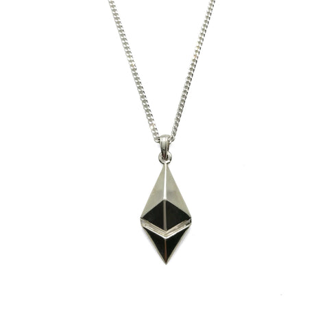 ethereum-pendant-necklace-silver-cryptocurrency-jewelry