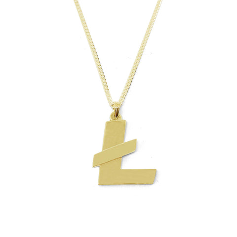 litecoin-gold-necklace