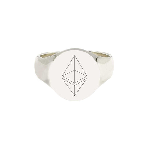 ethereum-ring-signet-silver-eth