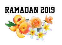 Ramadan 2019 Short Sleeve Tee in White
