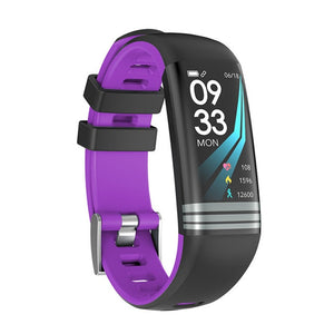 Smart Watch Unissex Fitness Compatível Com Android & iOS