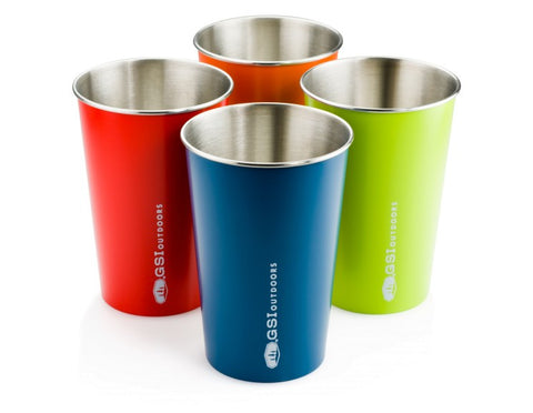 GSI - Glacier Stainless Pint Set