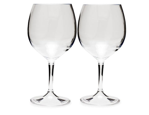 GSI - Nesting Red Wine Glass Set