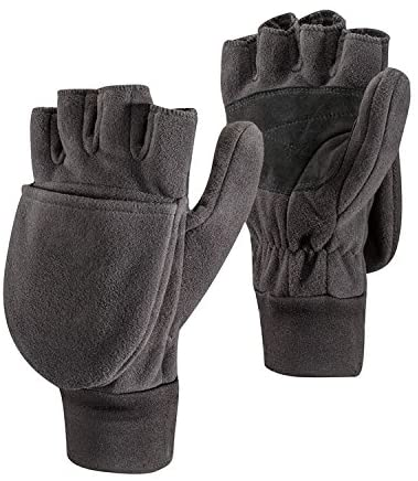 Black Diamond - Midweight Fleece Mitts