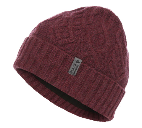 Black Diamond - Cottonwood Beanie, Dark Wild Rose