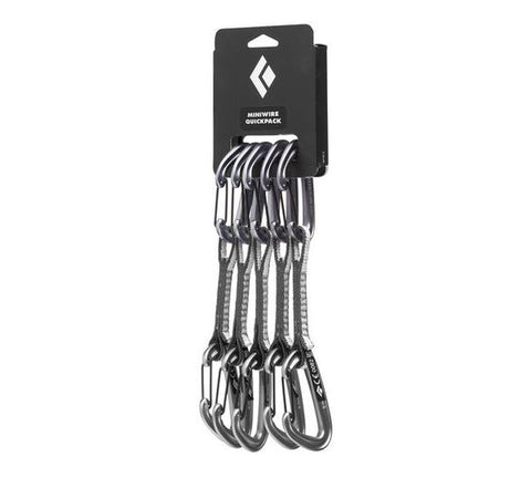 Black Diamond - Miniwire QuickPack 12cm