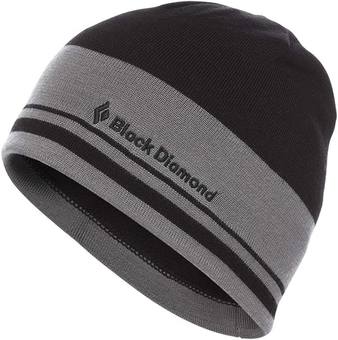 Black Diamond - Moonlight Beanie, Black/Ash