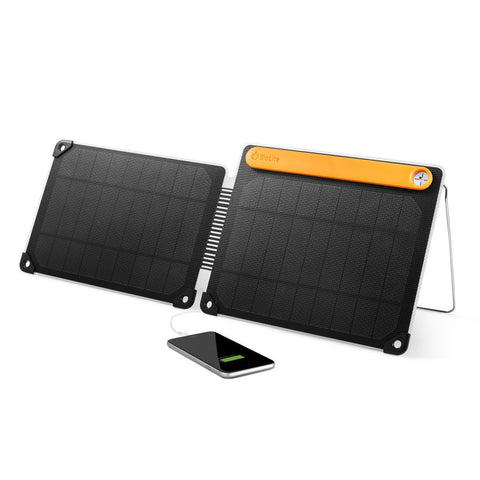 BioLite - SolarPanel 10+. Great addition to your outdoor equipment, RV, or emergency kit.