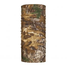 Buff - Realtree Coolnet UV+ Xtra Neckwear - Forest Green