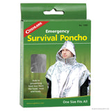 Coghlan's - Emergency Survival Poncho