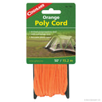 Coghlan's - Orange Poly Cord
