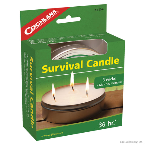 Coghlan's - 36hrs Survival Candle