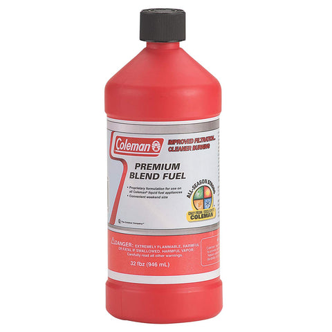 Coleman - Naphtha Fuel 946ml (White Gas)