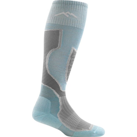 Darn Tough - Women's Outer Limits, Over-the-Calf Lightweight Ski & Snowboard Sock
