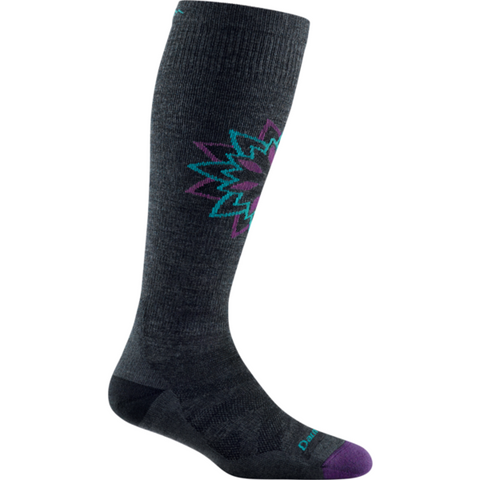 Darn Tough - Women's Sacred Over-the-Calf Midweight Ski & Snowboard Sock