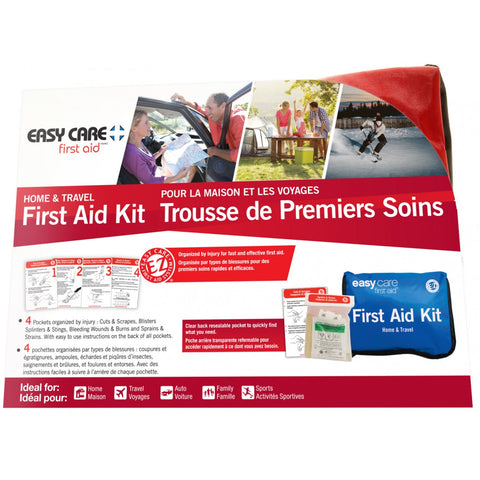 Easy Care - Home & Travel First Aid Kit