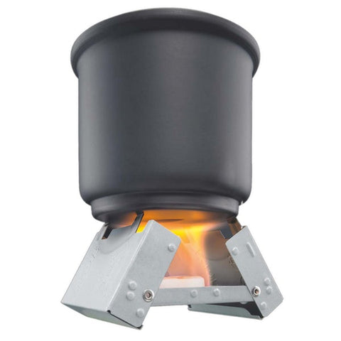 Esbit - Folding Pocket Stove with Fuel Cubes